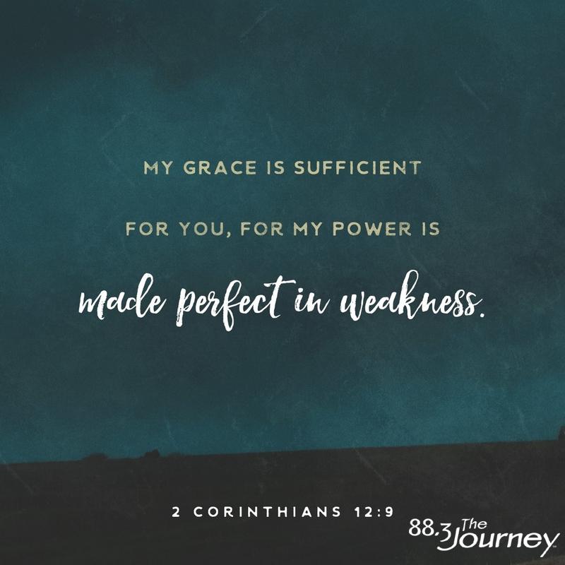 December 26th - 2 Corinthians 12:9