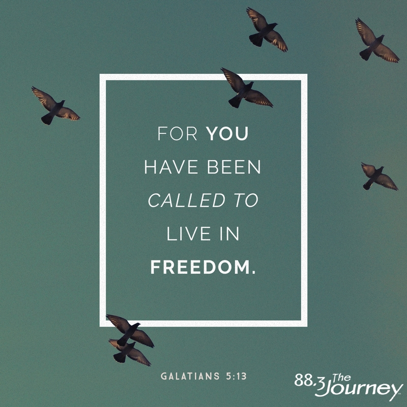 January 22nd - Galatians 5:13