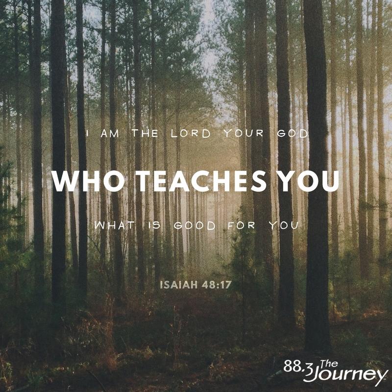 December 15th - Isaiah 48:17