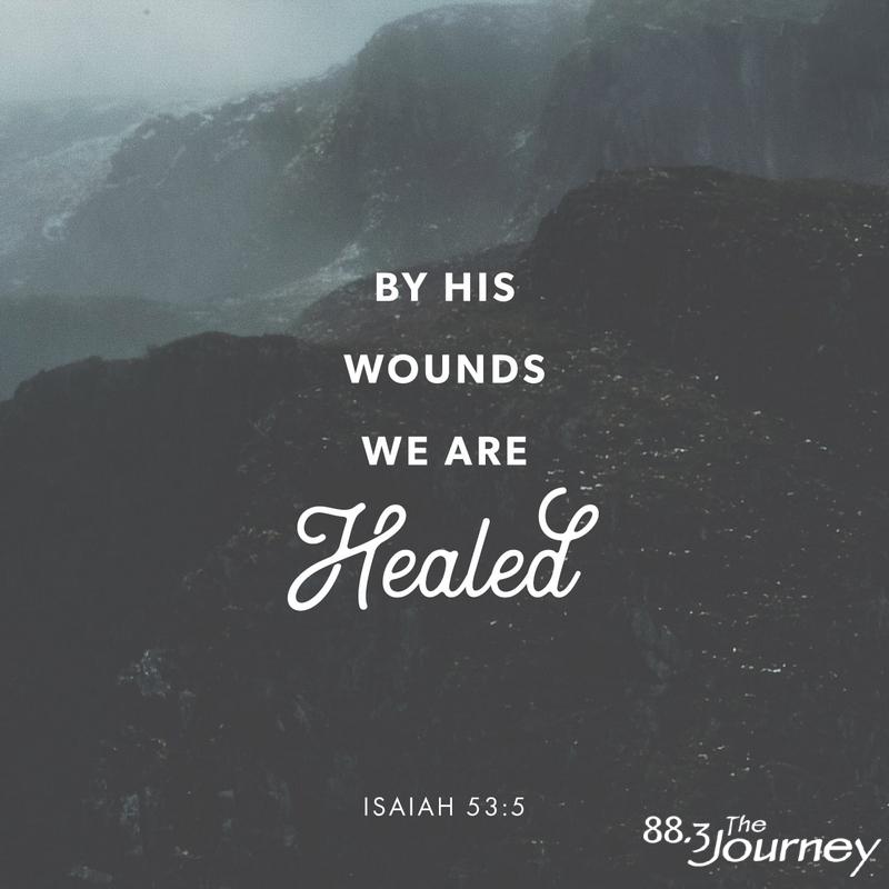 November 18th - Isaiah 53:5