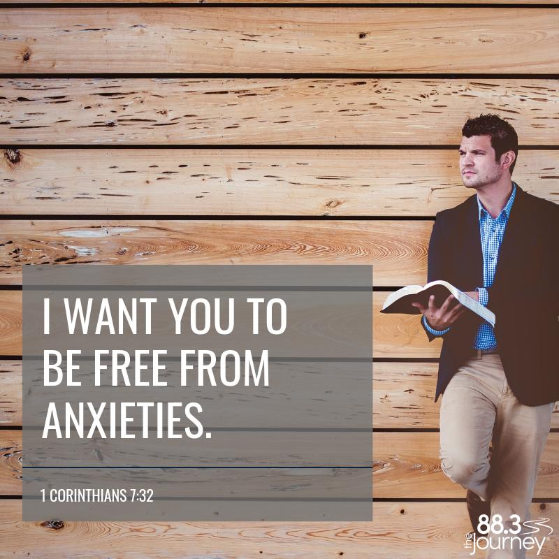 1 Corinthians 7:32